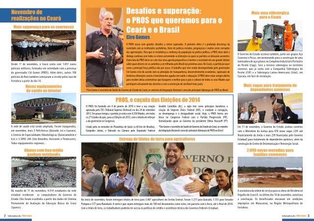 Informativo PROS página 2