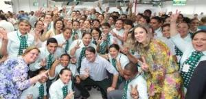 Cid reforçou o empenho do Governo do Estado em oferecer serviços cada vez mais eficazes para a população - Foto: Divulgação/Governo do Estado