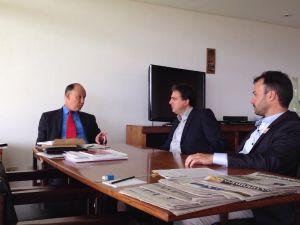 Foram debatidas ações importantes sobre a parceria entre o estado do Ceará e o Governo Federal - Foto: ASCOM