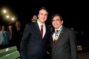 Para Zezinho, a medalha é um agradecimento ao esforço da Casa Legislativa - Foto: José Leomar