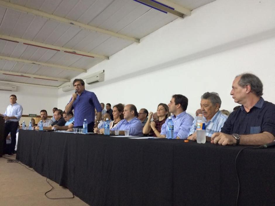 Segundo encontro de lideranças do Pros de 2015 reuniu cerca de mil participantes